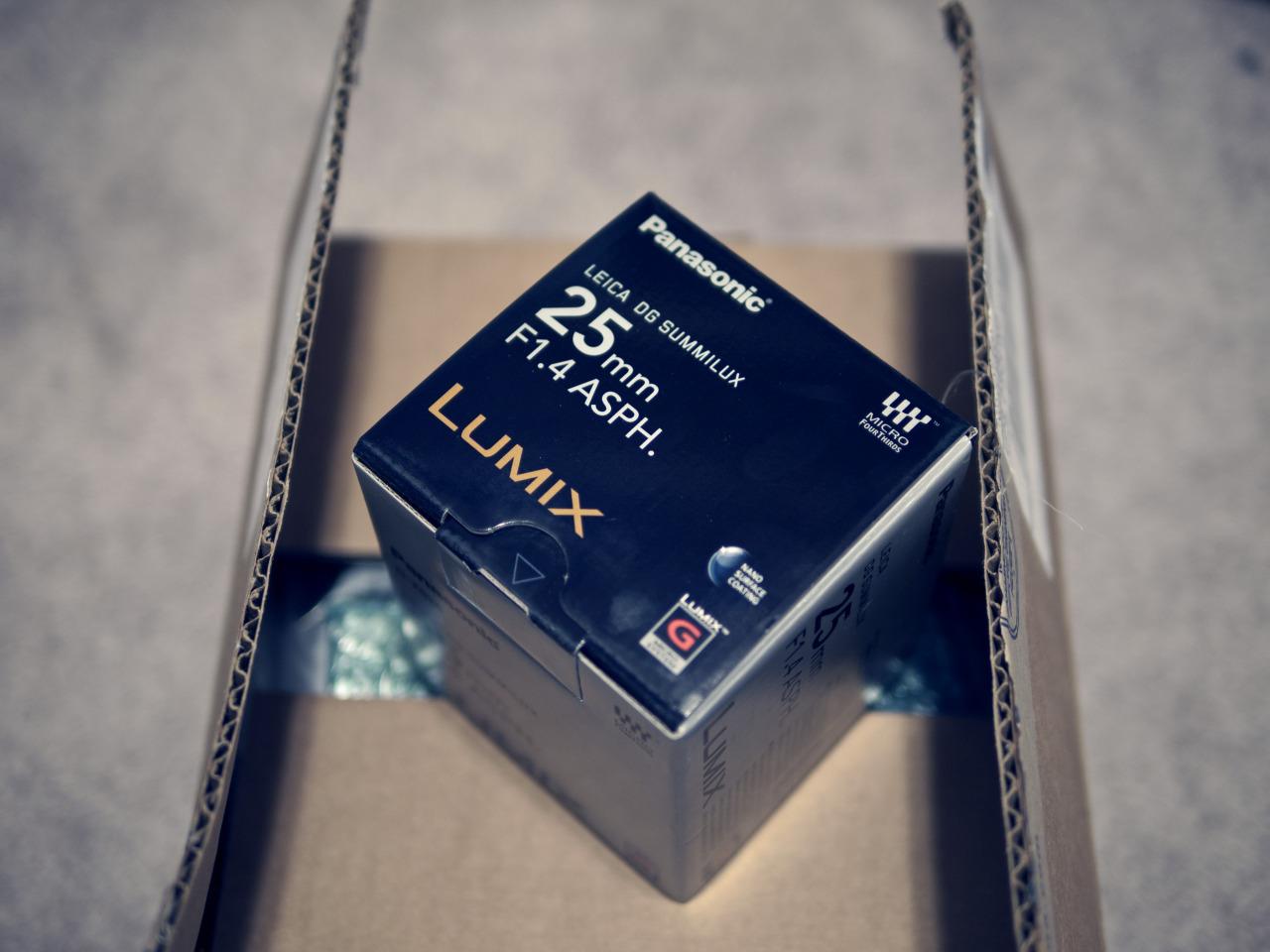 25mm f1.4