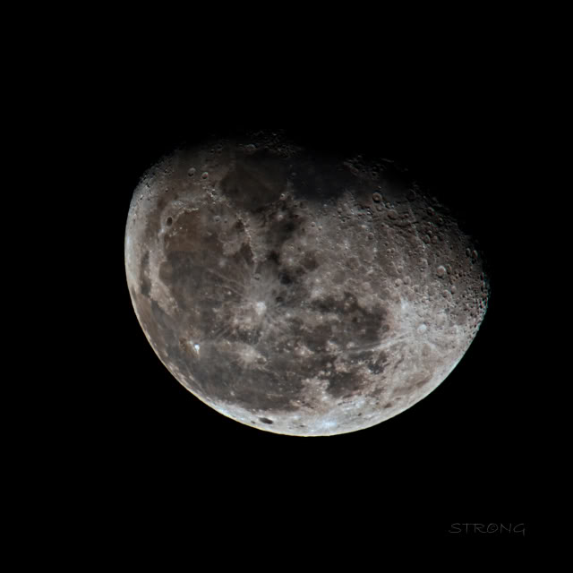 How to photograph the moon?