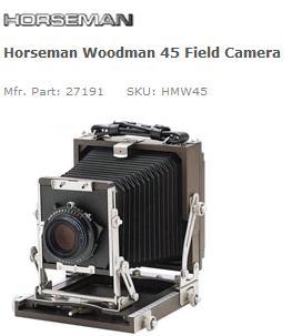 Camera for an Equine Photographer