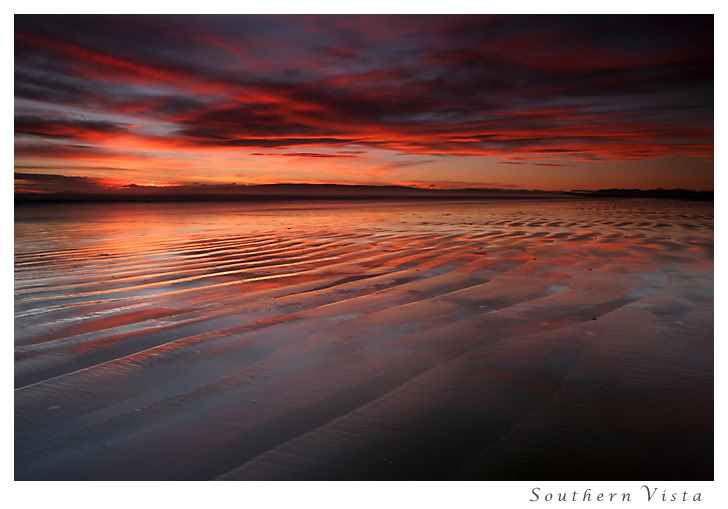 Oreti Beach and new filters