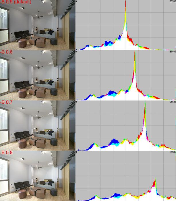 Photoshop HDR Error: Not Enough Dynamic Range