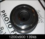 Help identifying a lens, please.
