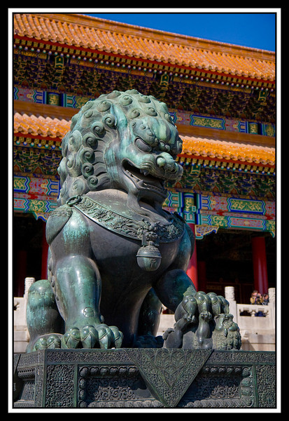 Guardian Lions of China