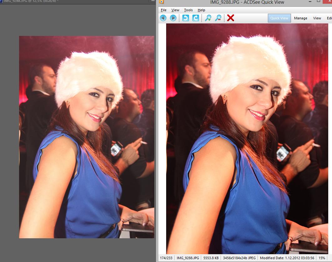 Photoshop problem - Windows 8