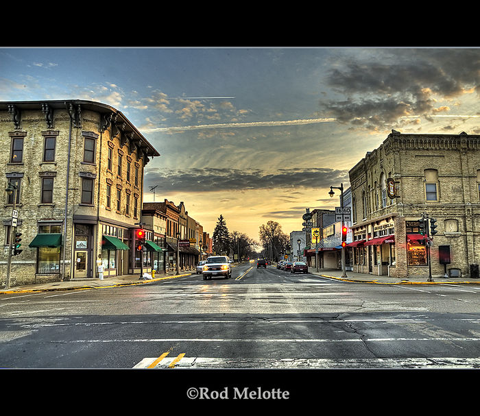 One more photo of my home town (HDR)