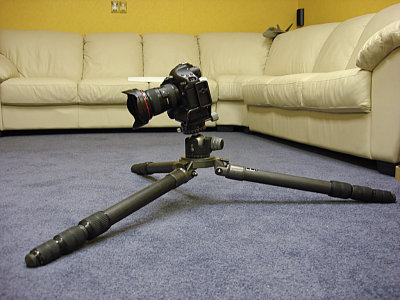 Heavy/stable tripod advice sought