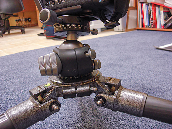 Best Tripod and head for stability