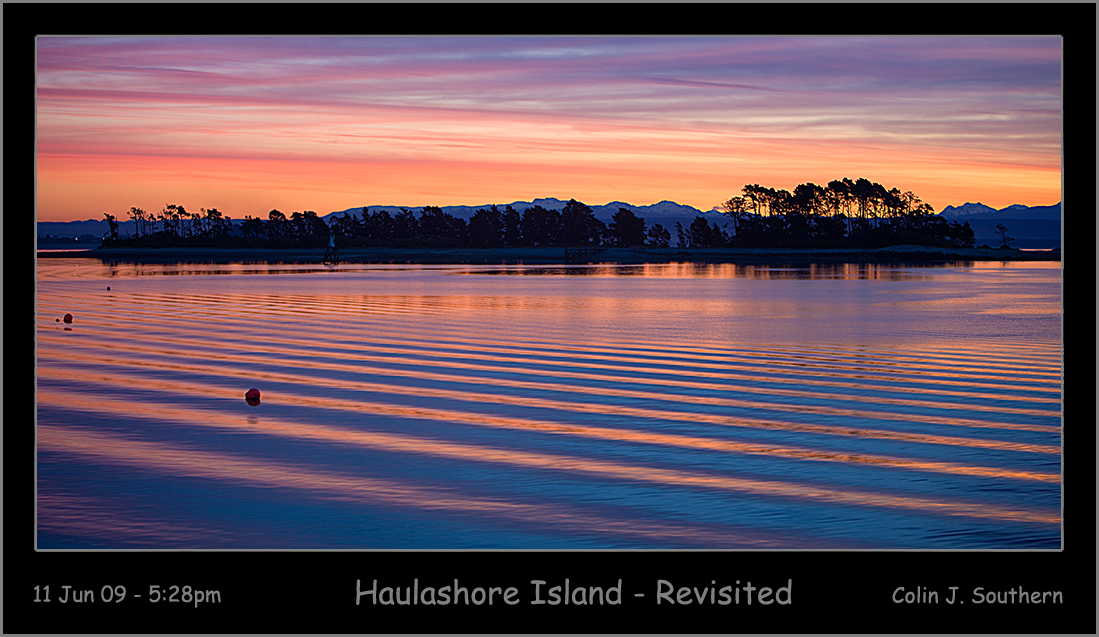 Haulashore Island - Revisited