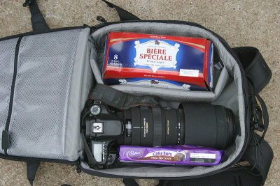 Camera Bag and sensor cleaning products/solutions