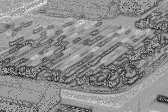 GIMP-GMIC-Isophotes