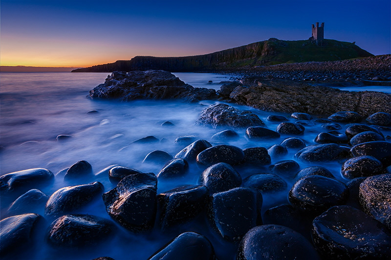 The Anatomy of an Image - Dunstanburgh.